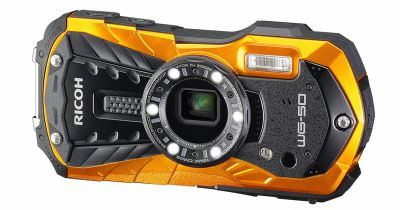 Ricoh's New WG-50 is a Quiet Update to the Rugged Waterproof Camera Line