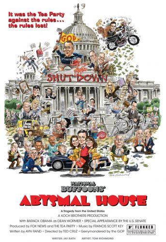 Monday MADness: Abysmal House!