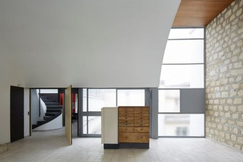 Le Corbusier's Restored Parisian Apartment Opened to the Public