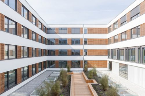 Flexim Headquarters / ZRS Architekten