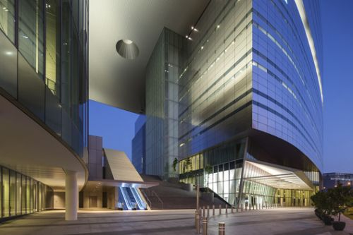 Mediacorp Campus in Singapore / Maki and Associates + DP Architects