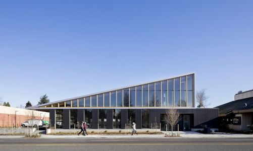 Flex Commercial Building / LEVER Architecture