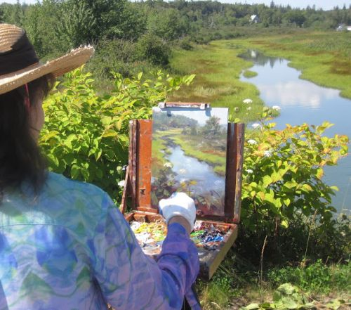 2018 Studio and Plein Air Workshops