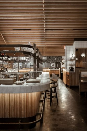 Boqueria West 40th St. / Studio Razavi architecture