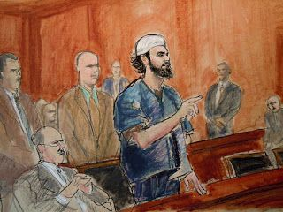 Two Courtroom Artists Share Their Story