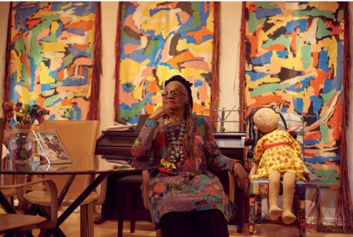 Faith Ringgold keeps on fighting