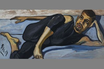 Alice Neel. Born in January 1900
