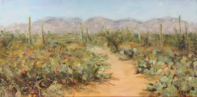A Day In Saguaro by Kay Wyne