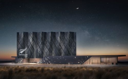 Jasmax Designs New Zealand's EXPO 2020 National Pavilion Inspired by Māori Culture