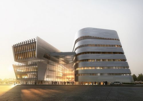 Benoy Shares Their Design for a New Global Business School in Saudi Arabia