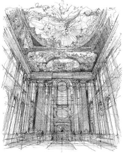 Architectural Drawings by Luke Adam Hawker Luke is a
