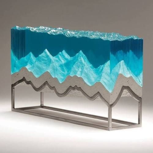Crossconnectmag: Glass Art by Ben Young Ben Young is a New
