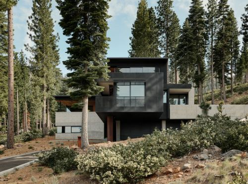 Lookout House / Faulkner Architects