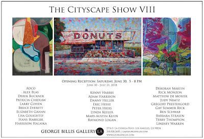 The City Scape Show VIII at George Billis Gallery