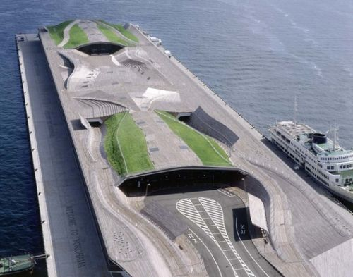 AD Classics: Yokohama International Passenger Terminal / Foreign Office Architects