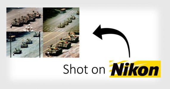 Sorry, Leica: 'Tank Man' was Shot on Nikon