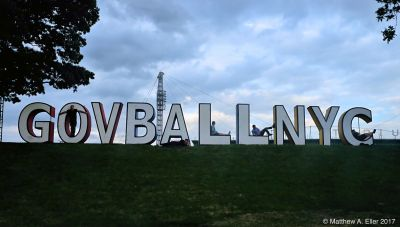 Coverage - The Governors Ball Music Festival - The Mural Project, Randall's Island, NYC