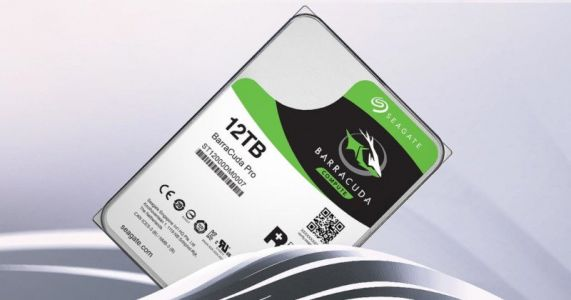 Seagate's New 12TB BarraCuda Pro is the Fastest and Largest Desktop HDD
