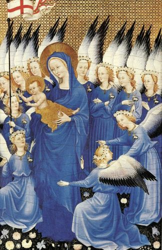 Madonna from the 1300s