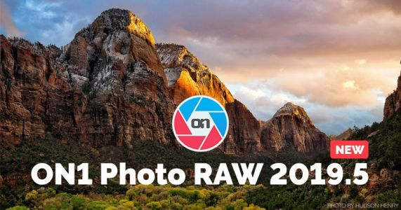 ON1 Photo RAW 2019.5 Launched: LR Rival Now 'Bigger and Better'