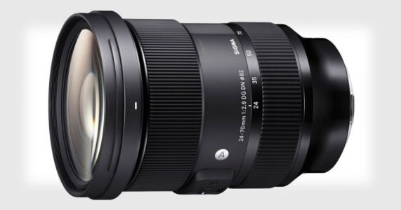 Sigma Unveils the 24-70mm f/2.8 Art Full-Frame Mirrorless Lens