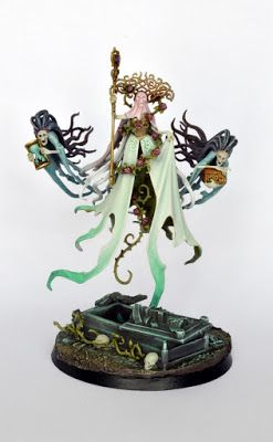 Showcase: Nighthaunts Lady Olynder