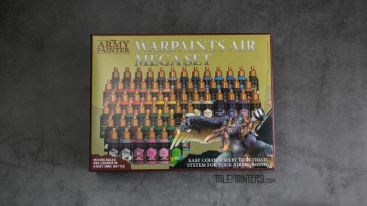 Review: Warpaints Air by The Army Painter