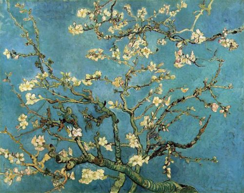 Van Gogh. Born on this day in 1863