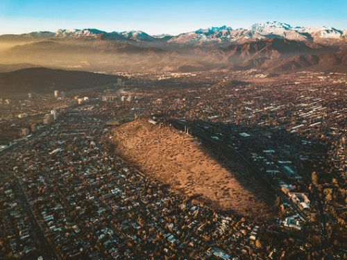 Finalists Released for New Observatory Urban Park Competition in Santiago