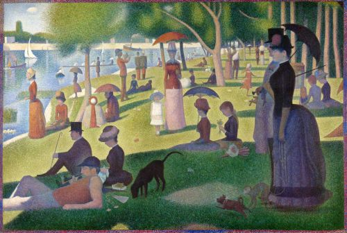 In the Beginning: Georges Seurat