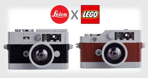 Leica is Selling M Camera LEGO Sets