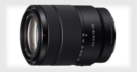 Sony Unveils the 18-135mm f/3.5-5.6 OSS APS-C E-Mount Lens