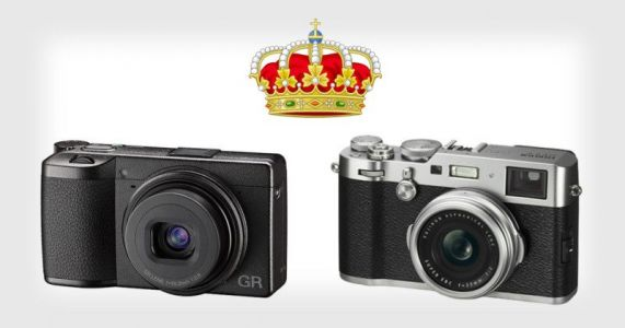 Who is the King of Compacts? Ricoh GR III vs Fuji X100F