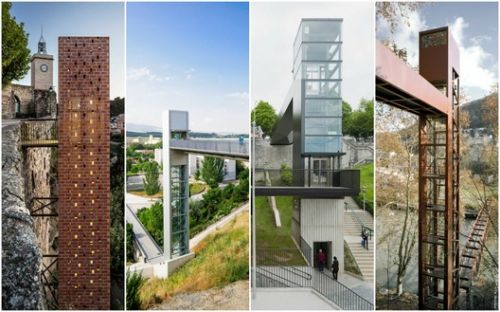 8 Urban Elevators That Bring Connectivity and Continuity to Cities