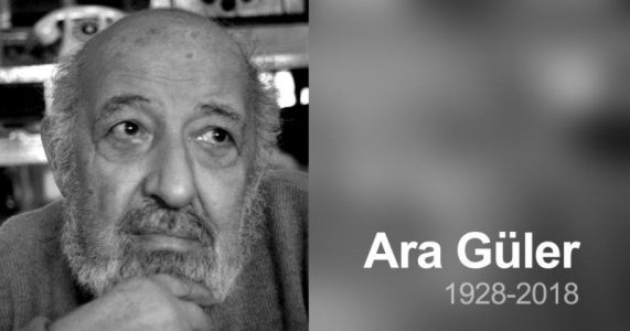 Renowned Turkish Photojournalist Ara Guler Dies at 90