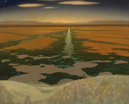 Space is the place, Chesley Bonestell