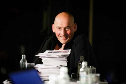 LIVE: Watch Rem Koolhaas at the Moscow Urban Forum