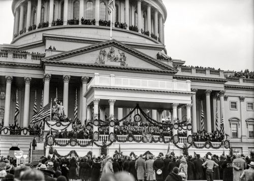 Inauguration: March 4, 1933