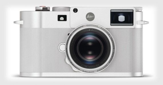 This Leica M10 'Zagato' Features Metal Grooves Instead of Leather