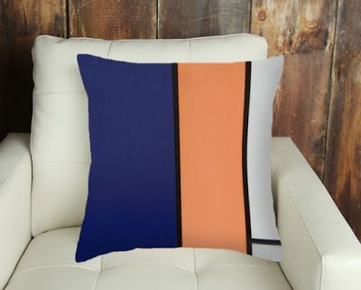 Abstract Décor 09: Abstract art throw pillows to bring color and elegance to any room