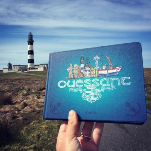 Passing by ouessant