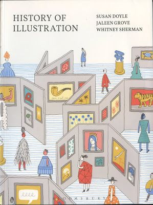 NEW BOOK: THE HISTORY OF ILLUSTRATION