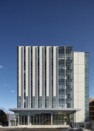 Carleton University Health Science Building / Montgomery Sisam Architects