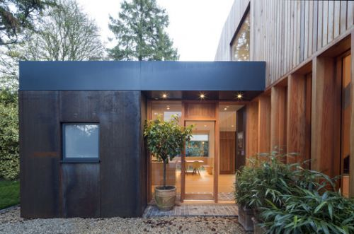 Paddock Brow Guesthouse / Blee Halligan Architects