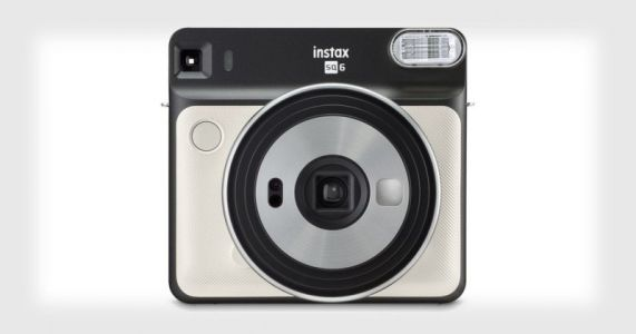 Fujifilm SQ6: The First Analog Square-Format Instax Camera