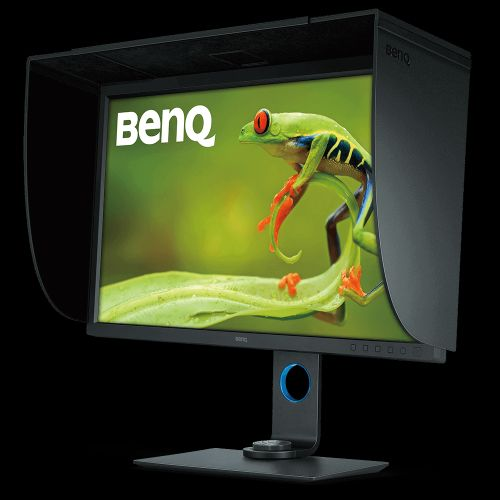 Going 4K: BenQ SW320 Monitor, A Non-Technical Review