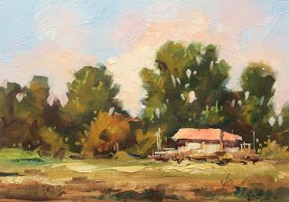 RURAL AMERICANA, FARM, BARN by TOM BROWN