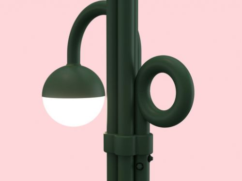 Introducing LA's First New Streetlamp Since the 1950s