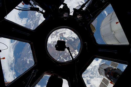 Worth a Thousand Words: View of Turkey from the ISS Cupola