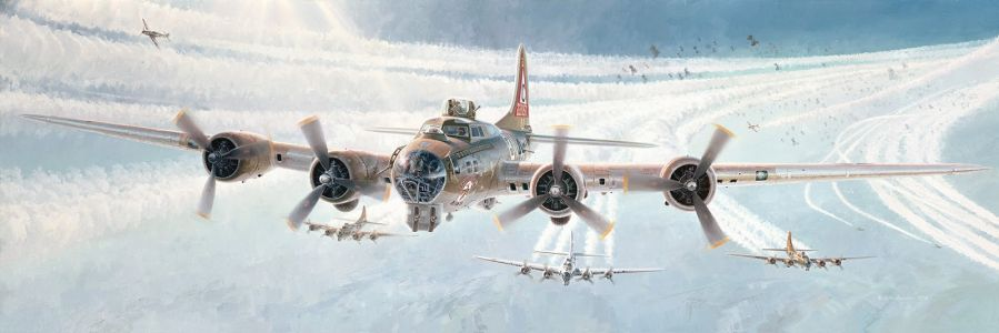 Keith Ferris: Disciplined Aviation Artist